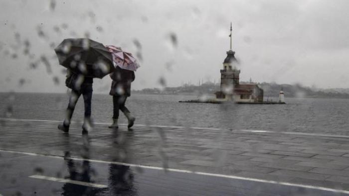 Marmara'da yağışlar geçen ay yüzde 47 azaldı