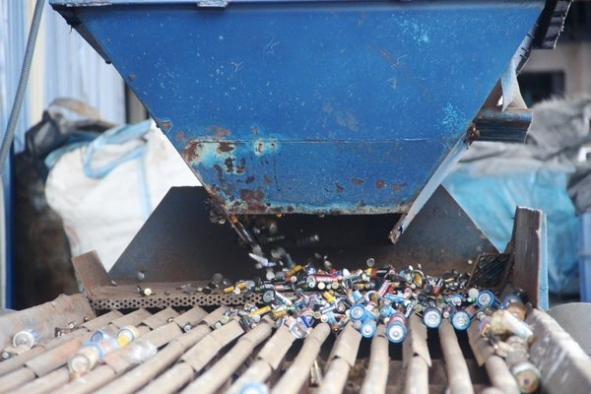 Türkiye'de yıllık 700 ton atık pil toplanıyor
