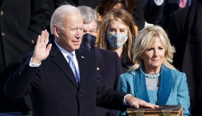 Yemin sonrası Biden'ın ilk işi belli oldu: 15 kararname imzalayacak