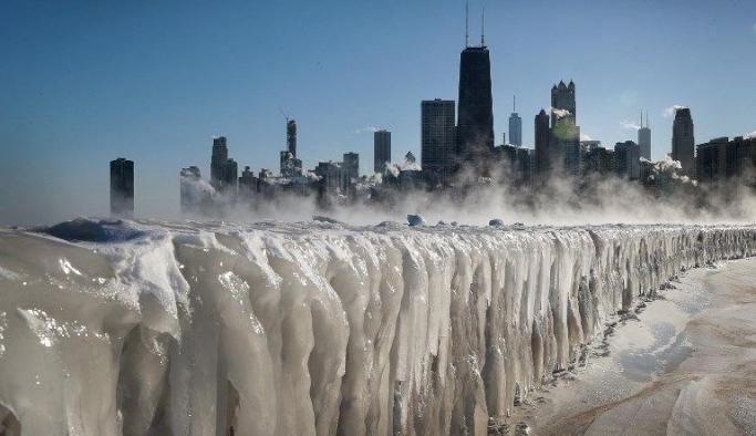 ABD, sert iklim karşısında adeta diz çöktü!