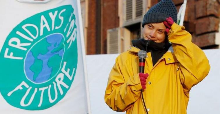 BBC, aktivist Greta Thunberg hakkında belgesel dizi hazırlıyor