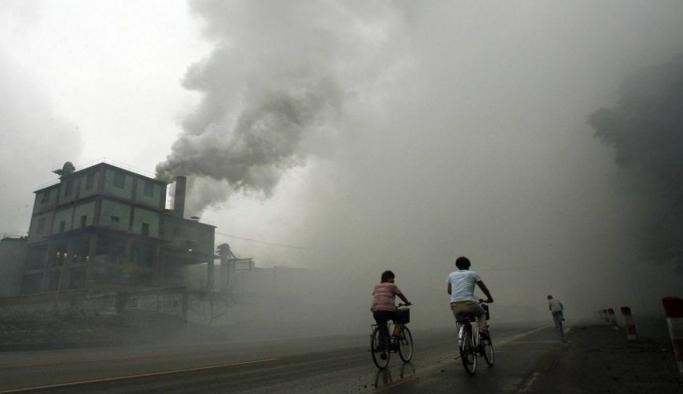 Beş ölümden biri hava kirliliğinden!