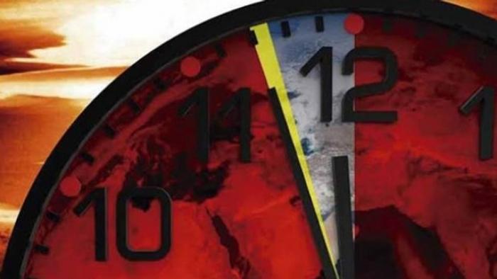 Bilim insanlarından 'Kıyamet Saati' açıklaması geldi: 100 saniye!