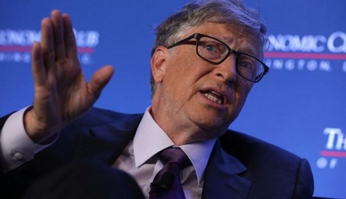 Bill Gates: Koronavirüsten daha kötü iki şey var, iklim değişikliği ve biyoterörizm