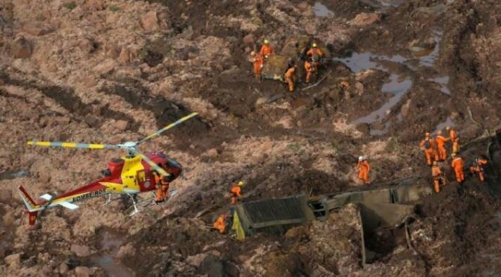 Brumadinho felaketi için rekor tazminat