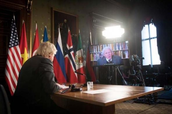 'Küresel' uyarı: Her şey çökecek