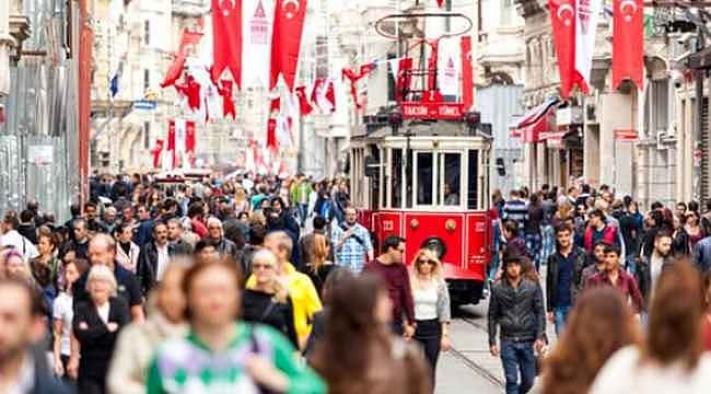 Son dakika: Türkiye'nin güncel nüfusu açıklandı