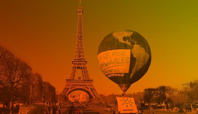 Türkiye'nin Paris Anlaşmasını imzalaması için kampanya başlatıldı