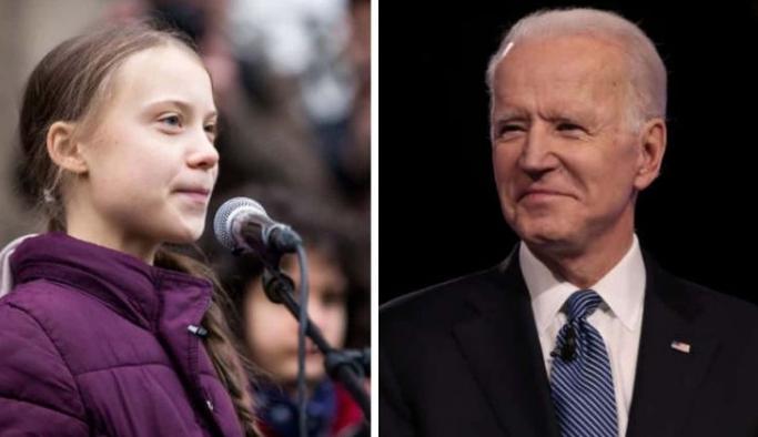 ABD Başkanları Greta'yı ikna edemiyor