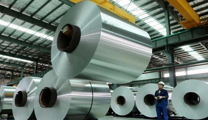 """""""Alüminyum sektörü 2050'ye kadar karbon salınımını yüzde 77 azaltmalı"""""""