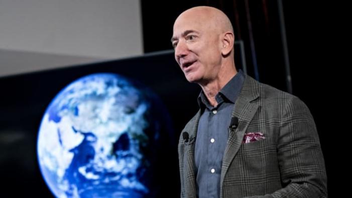 Bezos'tan, iklim değişikliğiyle mücadeleye 10 milyar dolar