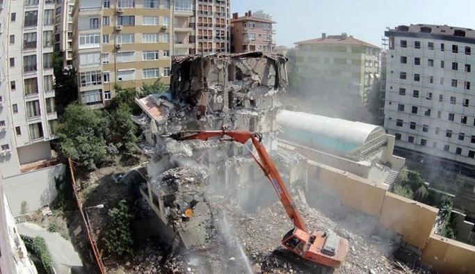 Bina yıkımına mevzuat geliyor: 3 gün şartı