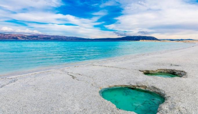 Çevre ve Şehircilik Bakanlığı'ndan Salda Gölü için UNESCO adımı