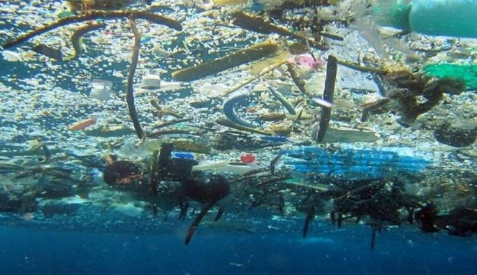 Her yıl denizlere 8 milyon tondan fazla plastik atılıyor