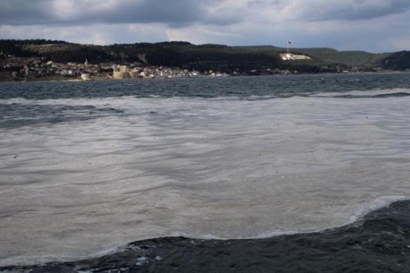 İstanbul merak ediyordu Marmara Denizi'ndeki değişimin sırrı çözüldü