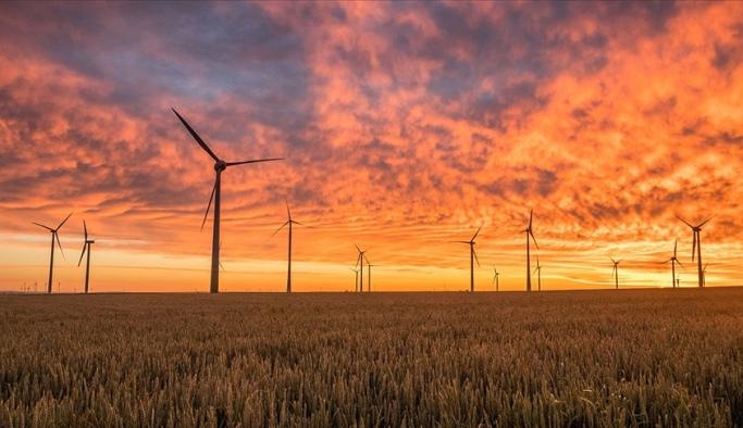 Küresel rüzgar kapasitesi artıyor