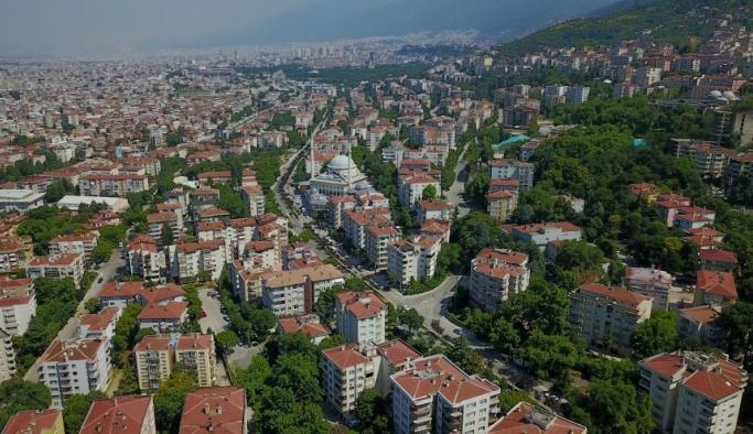 Türkiye'nin ilk 'iklim sokağı' Bursa'dan çıkyor