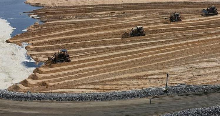 Yeni küresel tehdit: Kum kıtlığı!