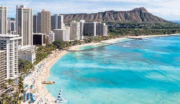 ABD'nin ilk 'iklim acil durum' ilan eden eyaleti Hawaii olacak