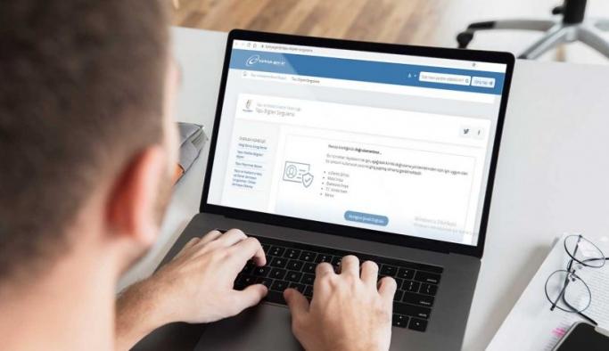 e-Devlet üzerinden geçen yıl 424 milyon kez tapu bilgisi sorgulandı
