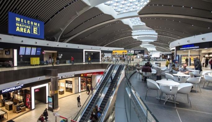 Fiumicino ve Ciampino havalimanları Avrupa'da ilk oldu