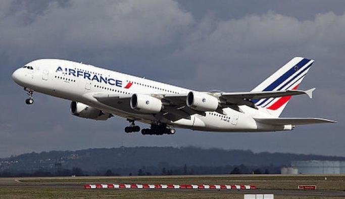 Fransa kısa mesafe uçuşları yasaklıyor!