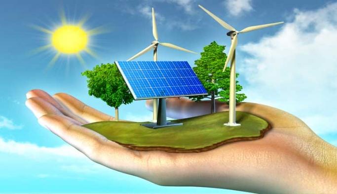 Güneş ve rüzgar, dünya enerji talebinin tümünü karşılamaya aday