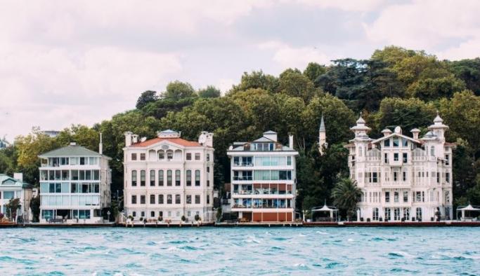 İstanbulBoğazı'nda mevcut yalılar sular altında kalabilir!