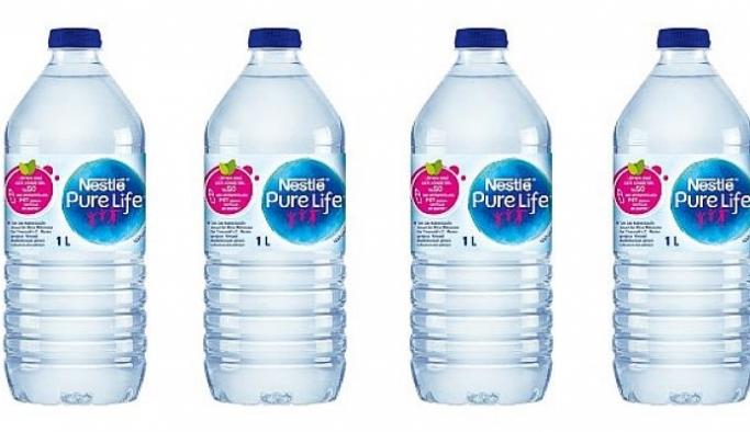 Nestlé'den çevre dostu şişe