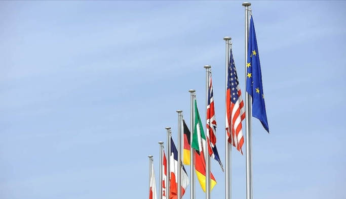 G7 ülkeleri İngiltere'de bir araya geliyor