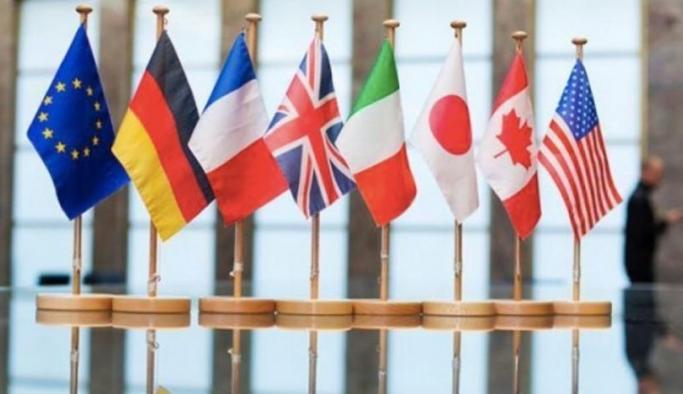 G-7 ülkelerinden kömüre destek yok