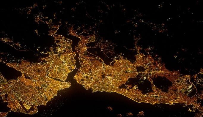Işık kirliliği nedeniyle yılda 1 milyar TL çöpe gidiyor