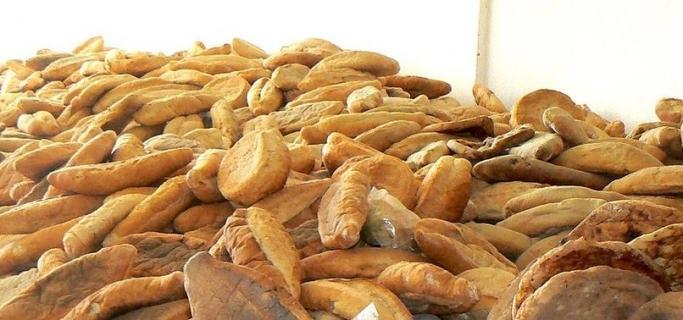 Kuru ekmekten biyogübre üretilecek