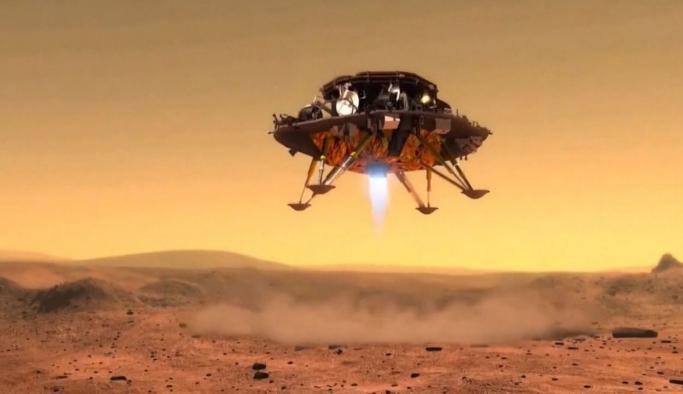 Mars'ta hayat arayışı yarışında yeni bir sayfa açıldı