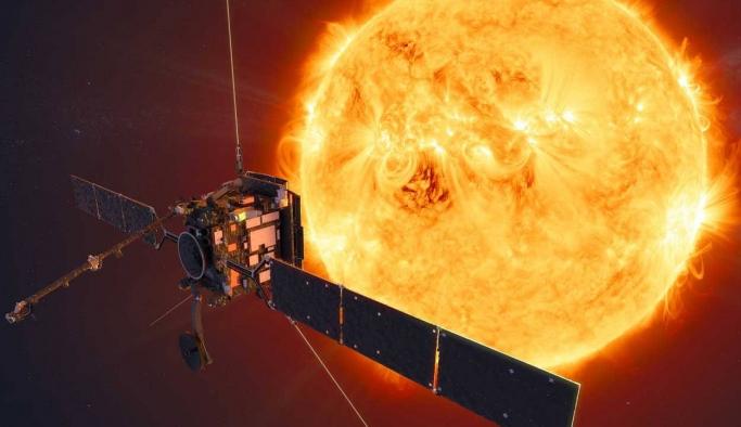 NASA'nın güneş'e gönderdiği sonda hız rekoru kırdı