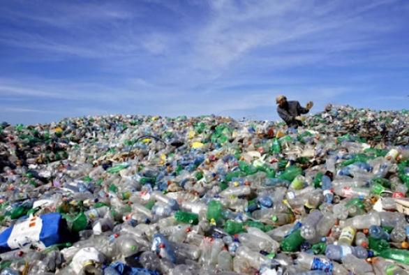 Plastik çöpler sıcaklıkları artırıyor