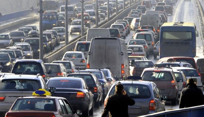 Taşıtların hava kirliliğine etkisini açıklayan analiz dikkat çekti!