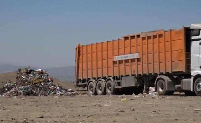 Tire'de mera alanına yapılmak istenen çöp tesisi projesine sert tepki