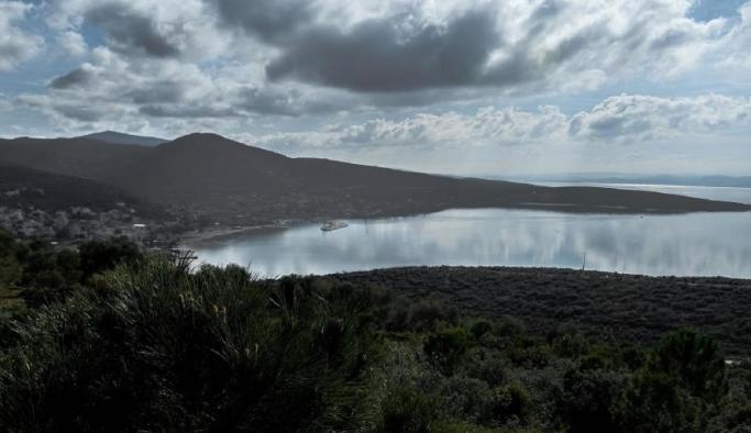 2 yıl önce Özel Çevre Koruma Bölgesi ilan edilen Karaburun'da RES talanı durmuyor