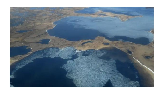 Sibirya, Son 100 Yılın En Sıcak Seviyesine Ulaştı