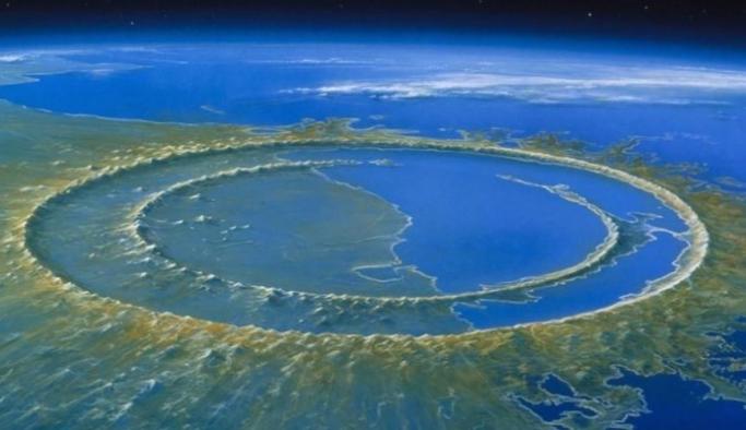 Dinozorları yok eden asteroid ve dev tsunaminin izleri 66 milyon yıl sonra belgelendi
