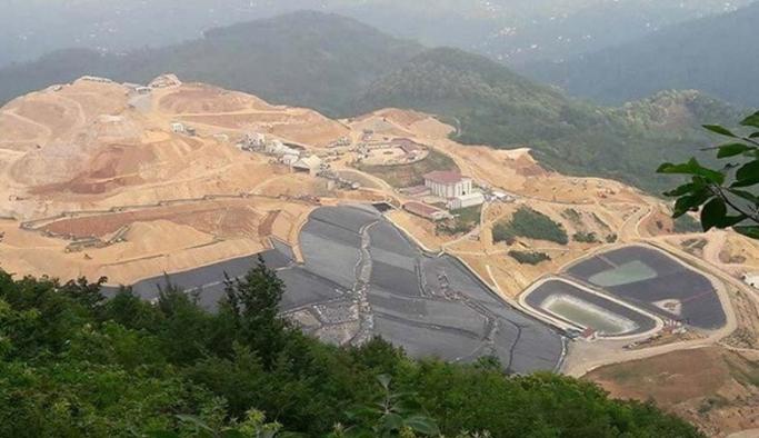 Kentin yüzde 74'ü için maden ruhsatı verilmiş