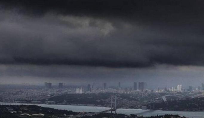 Süper hücre nedir? Süper hücre yağışı ne demek? İstanbul için süper hücre uyarısı!