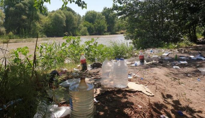 UNESCO listesindeki Hevsel Bahçeleri çöplüğe döndü