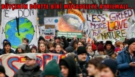AB'den iklim değişikliği açılımı: Bütçenin dörtte biri mücadeleye ayrılmalı