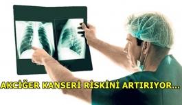 Çevre kirliliği akciğer kanserine yakalanma riskini artırıyor!