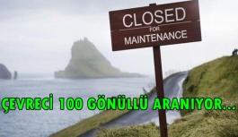 Faroe Adaları temizlik ve bakım için 2 gün kapatılacak