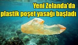 Yeni Zelanda'da plastik poşet yasağı başladı