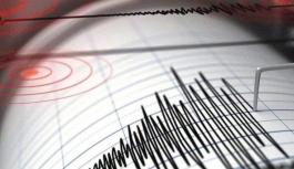 Ege Denizi'nde 4.4 büyüklüğünde bir deprem gerçekleşti