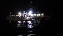 Kuzey Ege'de 51 düzensiz göçmen yakalandı
